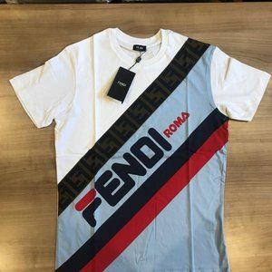 FENDI MEN T-SHIRT NEW